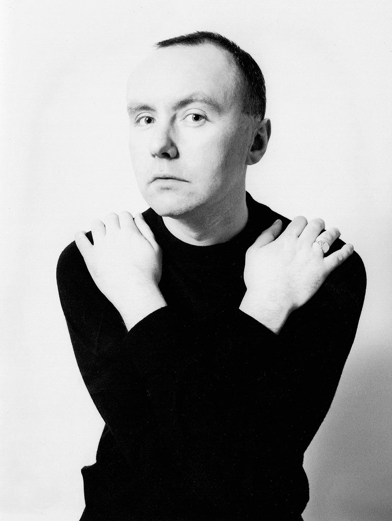 Irvine Welsh for The Face by Colin Usher