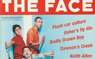 Colin Usher – THE FACE Magazine Years
